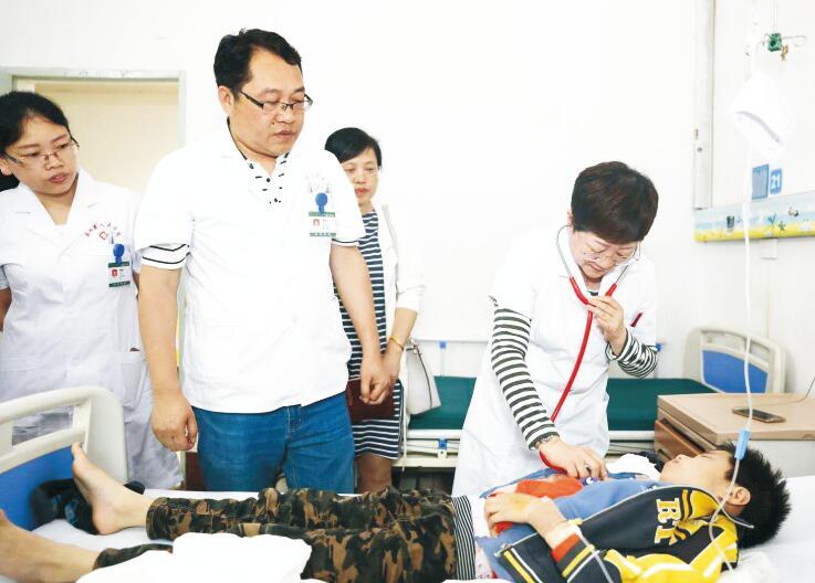 湖北省八所乡镇卫生院试点标准化门急诊