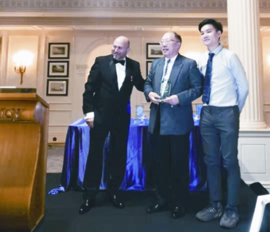 华科大张海鸥教授喜获国际大奖