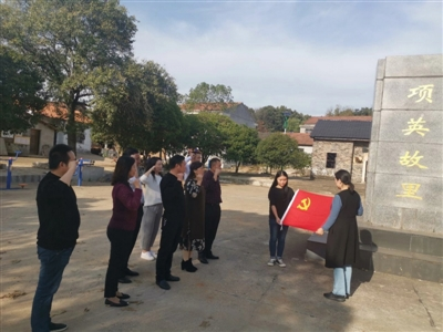 江夏:开展红色教育