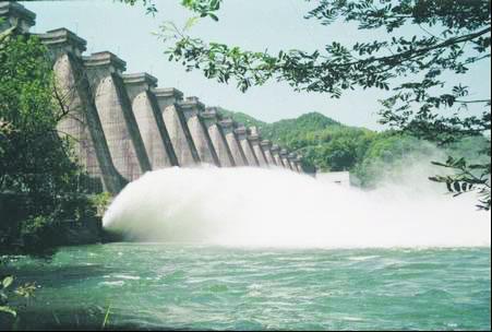 表示河流山水的简笔画